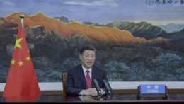 Čínsky prezident Si Ťin-pching prehovoril na 76. zasadnutí Valného zhromaždenia OSN prostredníctvom videa.