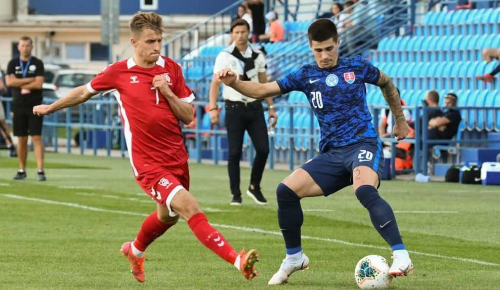 Futbalová reprezentácia do 21 rokov na úvod kvalifikácie zdolala Litvu