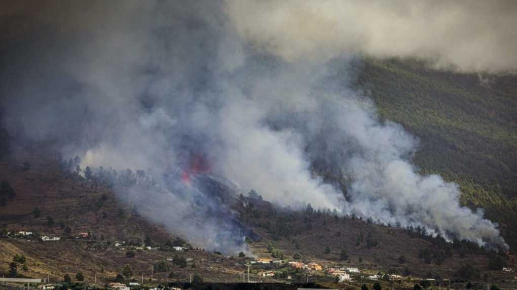 Na Kanárskych ostrovoch vybuchla sopka La Cumbre Vieja