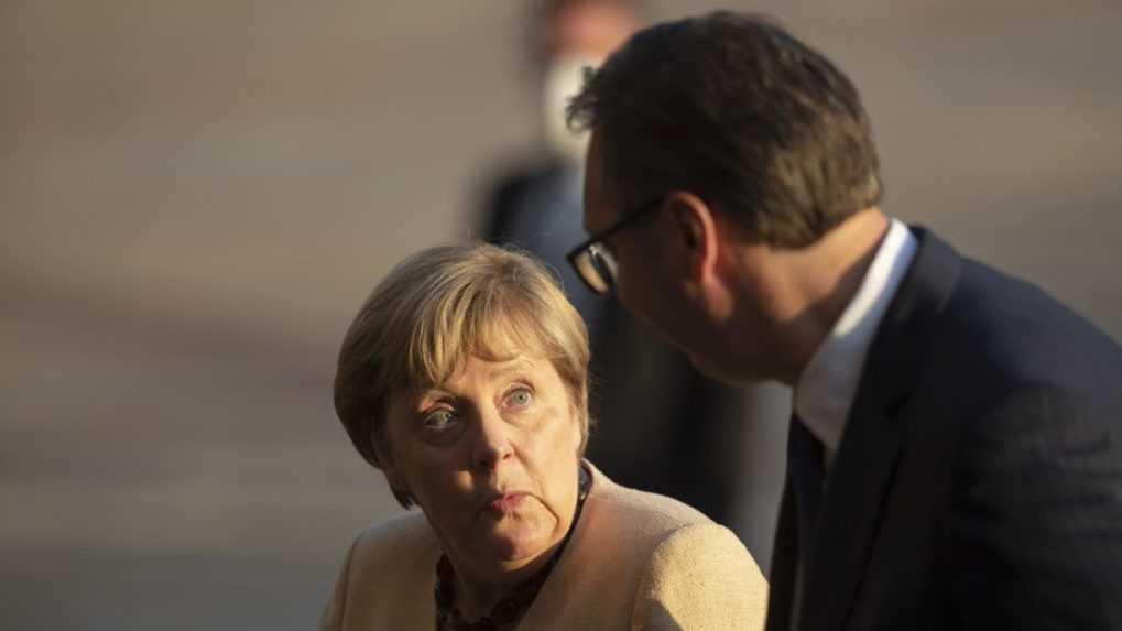 Merkelová: Je strategickým záujmom EÚ, aby sa Balkán začlenil do eurobloku