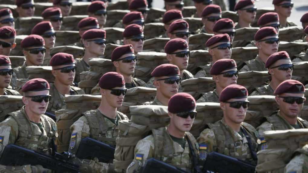 NATO spustilo spoločné vojenské cvičenie s Ukrajinou