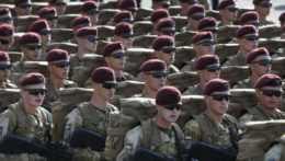ukrajinskí vojaci