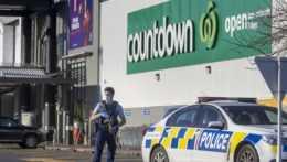 Polícia po útoku nožom na Novom Zélande