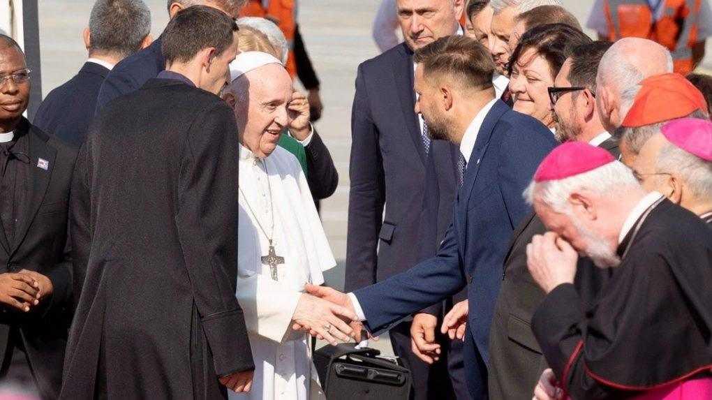 Primátor Vallo: Pápež František prišiel do rozhádanej spoločnosti