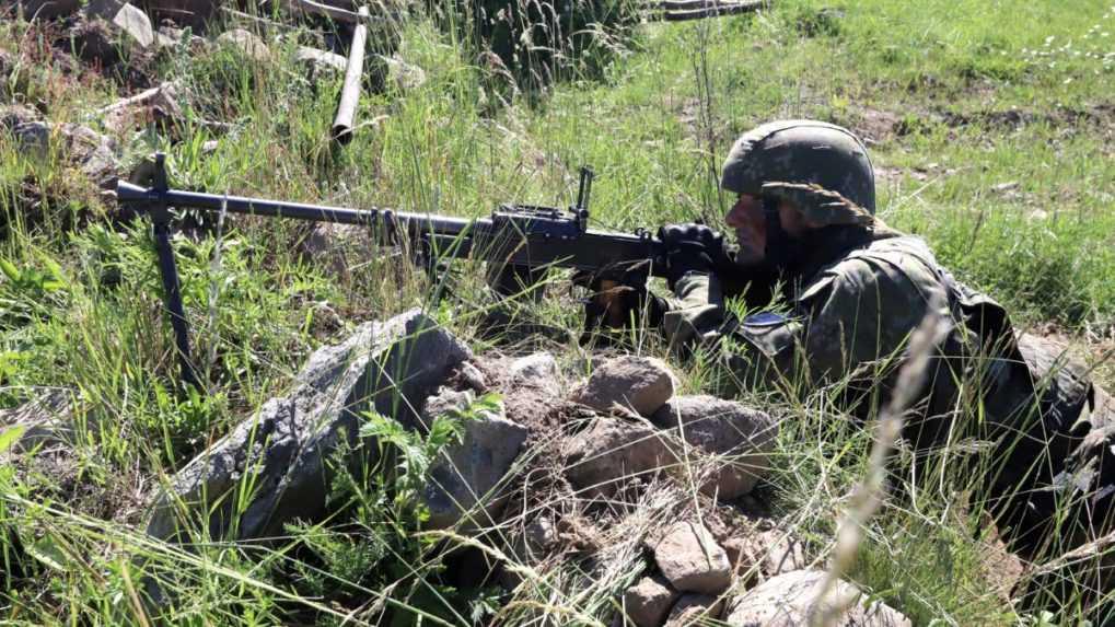 Vojaci vysielaní na zahraničné misie musia byť zaočkovaní proti covidu