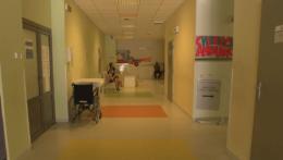 Chodba nemocnice