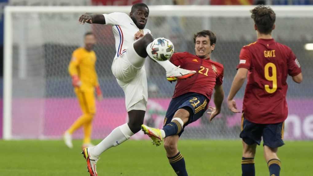 Ligu národov vyhralo Francúzsko, Španielov zdolalo 2:1