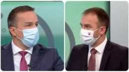 Erik Tomáš a Michal Šipoš