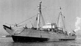 USS Bear.