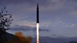 hypersonická strela