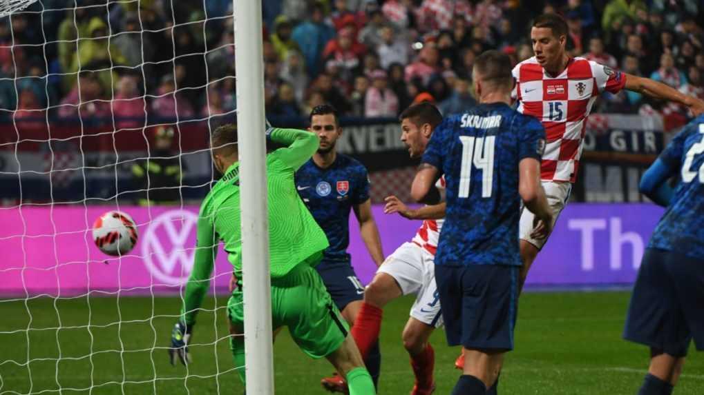 Slovensko remizovalo v Chorvátsku 2:2, definitívne stratilo šancu na MS