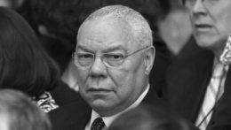 Colin Powell úmrtie