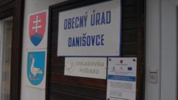 Obecný úrad v Danišovciach