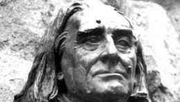 Franz Liszt busta