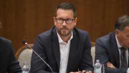 expodpredseda Úradu pre verejné obstarávanie (ÚVO) Andrej Holák