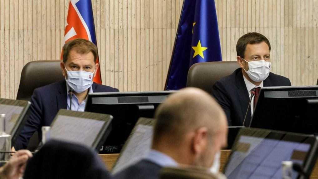 Ide o zodpovedný rozpočet, tvrdia Heger a Matovič po jeho schválení