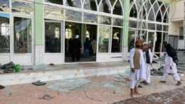 Výbuch v mešite v afganskom Kandaháre