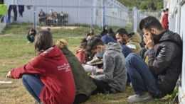 migranti na hraniciach Poľska s Bieloruskom