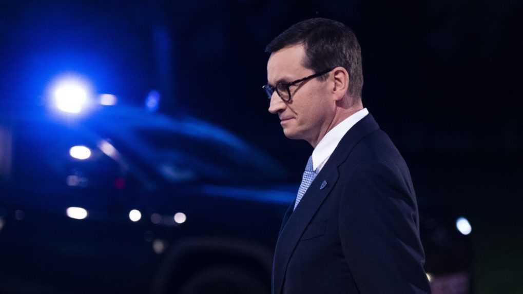 Premiér Morawiecki: Poľsko nemá v úmysle vystúpiť z EÚ