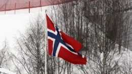Nórska vlajka