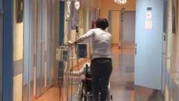 Starostlivosť o onkologických pacientov.