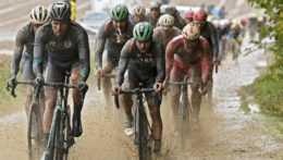Peter Sagan na Paríž-Roubaix