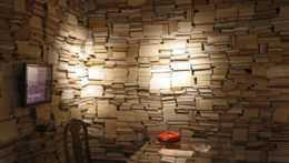 Samizdatové knihy v múzeu.