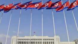 Vlajky KĽDR