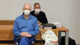 Pavol Rusko na pojednávaní pred súdom
