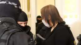 odsúdená Alena Zsuzsová
